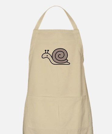 Super Exciting Snail Apron