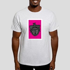 African Mask 3B Light T-Shirt