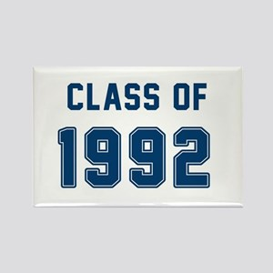 Class of 1992 Blue Magnets