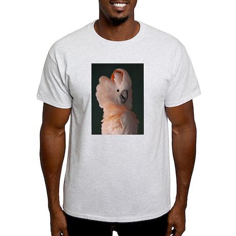 Moluccan Cockatoo Light T-Shirt