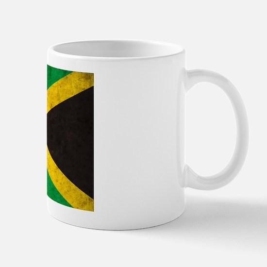 Vintage Jamaica Flag Mug