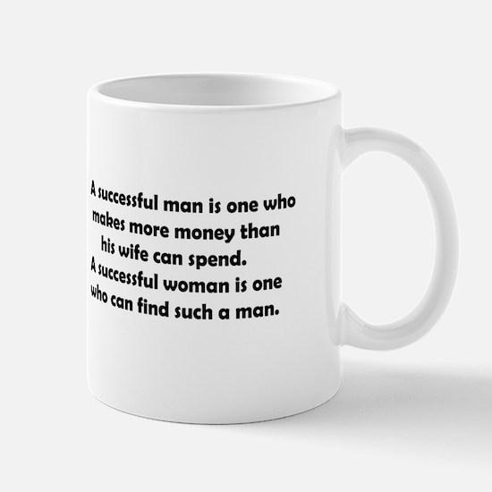 Funny success Mug