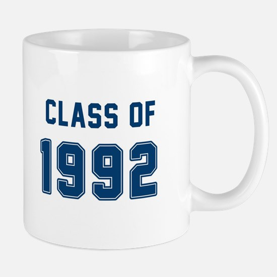 Class of 1992 Blue Mugs