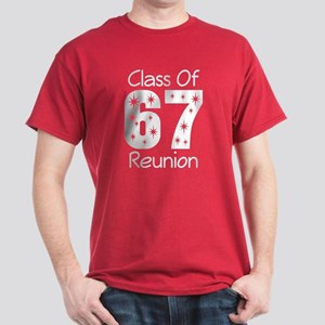 Class of 1967 Reunion Dark T-Shirt
