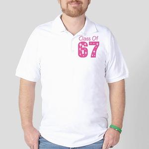 Class of 1967 Golf Shirt