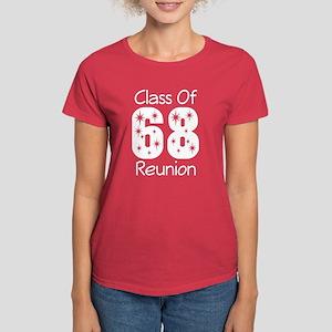 Class of 1968 Reunion Women's Dark T-Shirt