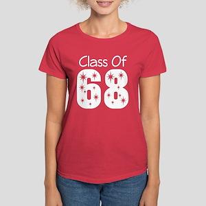 Class of 1968 Women's Dark T-Shirt