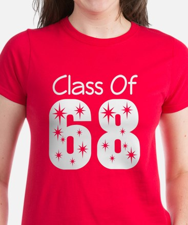 Class of 1968 Women's Dark T-Shirt