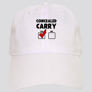 Concealed Carry YES Cap