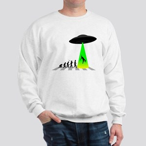 Alien Abduction Sweatshirt