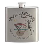 volleydawg 10 Flask