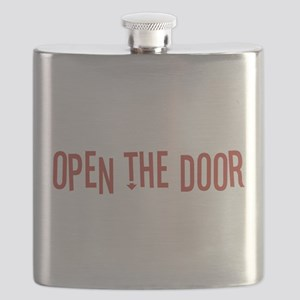 Open the Door Flask
