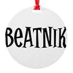 Beatnik10 Round Ornament