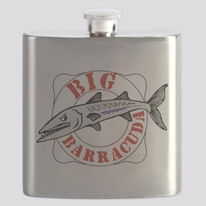 Big Barracuda Flask