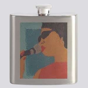 Licking the Chops 10 Flask