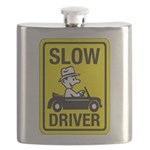 Slow Driver 8 Flask