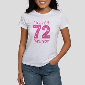 Class of 1972 Reunion Women's T-Shirt