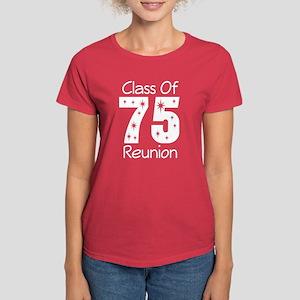 Class of 1975 Reunion Women's Dark T-Shirt