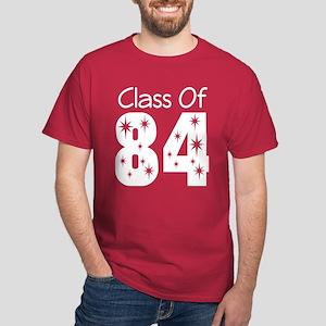 Class of 1984 Dark T-Shirt
