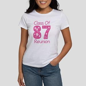 Class of 1987 Reunion Women's T-Shirt