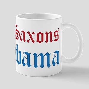 Anglo Saxons for Obama Mug