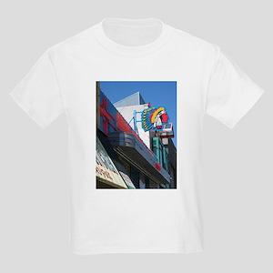 Albuquerque Street Scene Kids Light T-Shirt