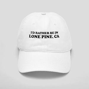 Rather: LONE PINE Cap