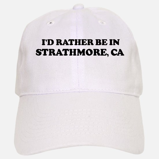 Rather: STRATHMORE Baseball Baseball Cap