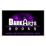 Dark Arts Rectangle Sticker