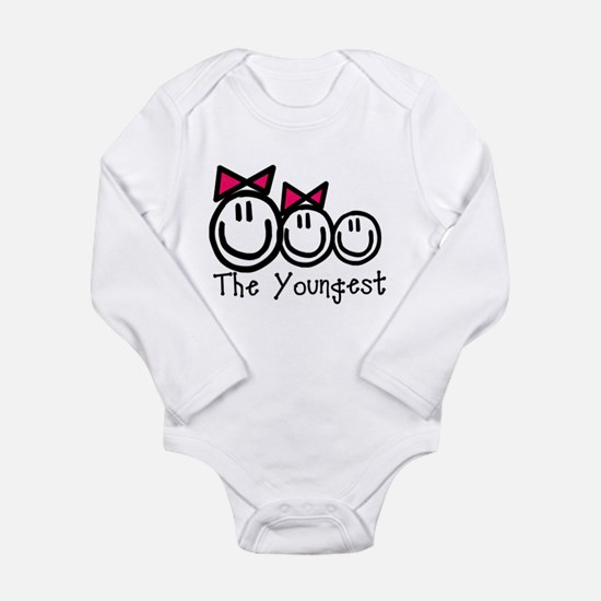 The Youngest of 3 Siblings (girl, girl, boy) Body