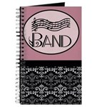 Band Music Notebook Journal Journal