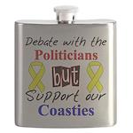 Debate Politicians Support ou Flask