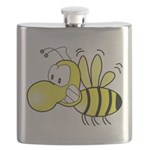 The Original Cute Bee Flask