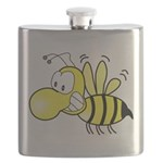 Original Cute Stinger Bee Flask