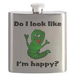 Do I Look Like I'm Happy Cate Flask