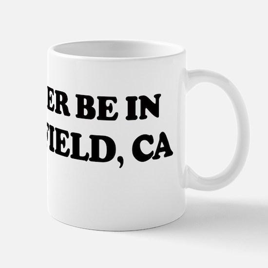 Rather: BAKERSFIELD Mug