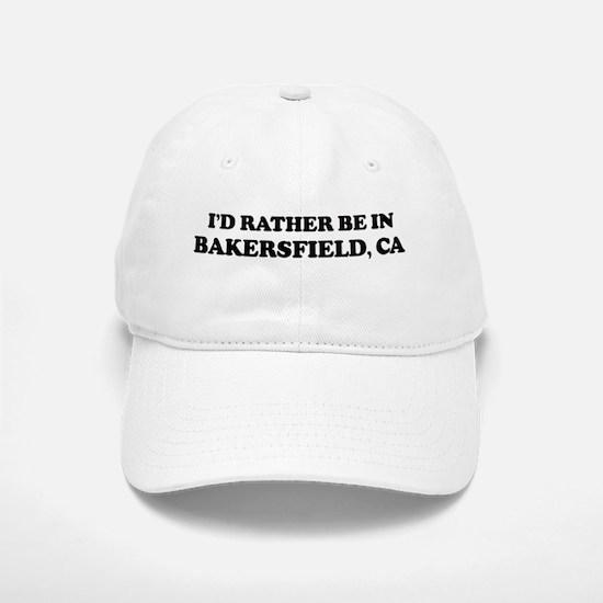Rather: BAKERSFIELD Baseball Baseball Cap