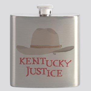 Kentucky Justice Flask