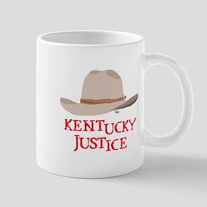 Kentucky Justice Mug