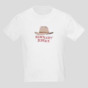 Kentucky Justice Kids Light T-Shirt
