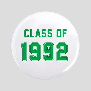 Class Of 1992 Green Button