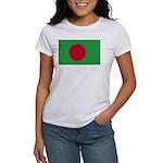 Bangladesh Flag Women's T-Shirt