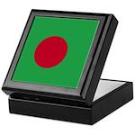 Bangladesh Flag Keepsake Box