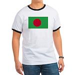 Bangladesh Flag Ringer T
