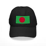 Bangladesh Flag Black Cap