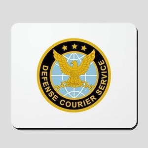 Defense Courier Service Mousepad