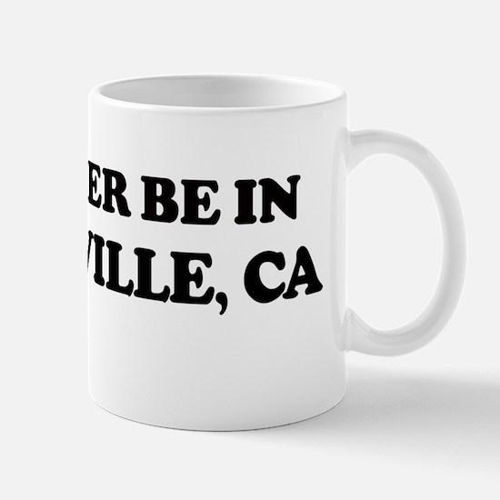 Rather: CASTROVILLE Mug