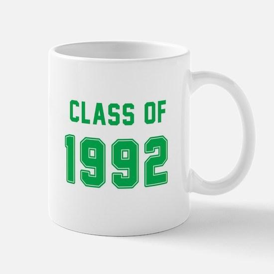Class of 1992 Green Mugs