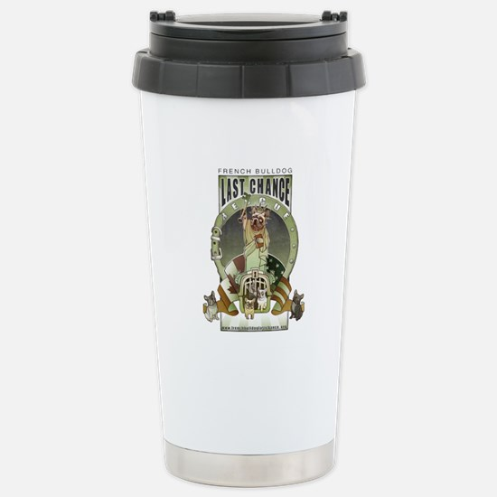 We Have The Key -1 Stainless Steel Travel Mug