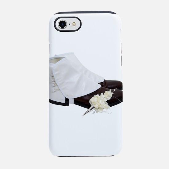 BoutanniereSpats081309.png iPhone 7 Tough Case